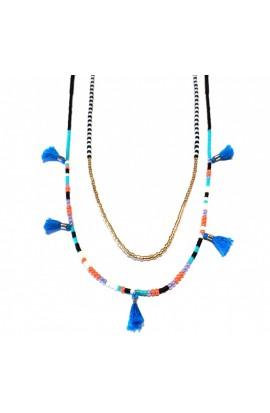 Dvojitý dámský náhrdelník SYMBOL