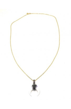 Dámský náhrdelník SYMBOL - půlměsíc
