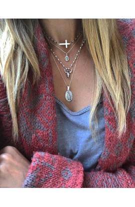 Dámský náhrdelník SYMBOL - medailonek
