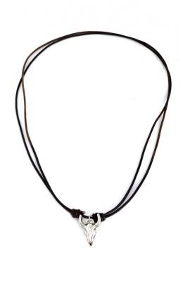 Pánský náhrdelník SYMBOL kožený
