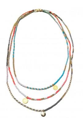 Dámský náhrdelník SYMBOL - troijitý